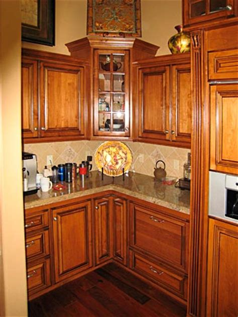 what to do with corner kitchen cabinets custom kitchen cabinets from darryn s custom cabinets