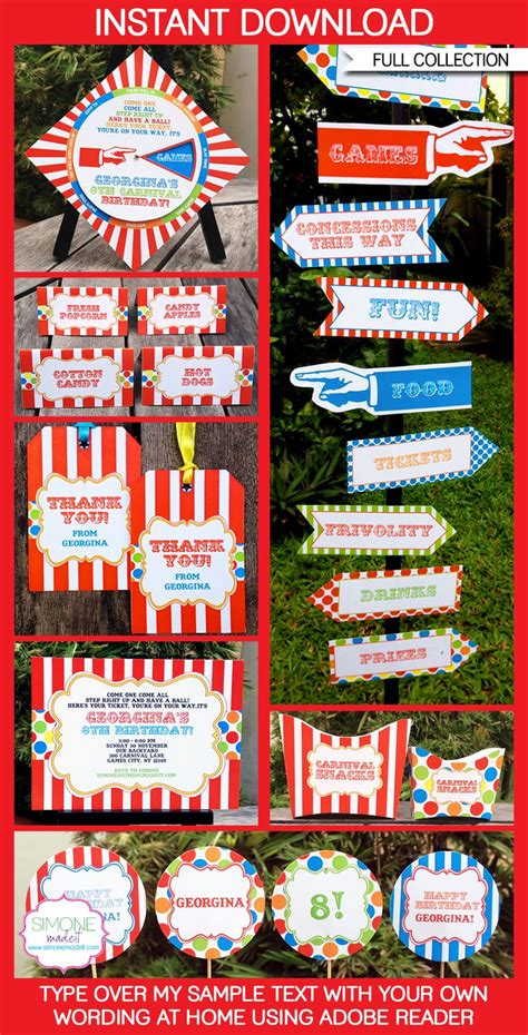 carnival c themes 28 best carnival ideas images on pinterest carnival