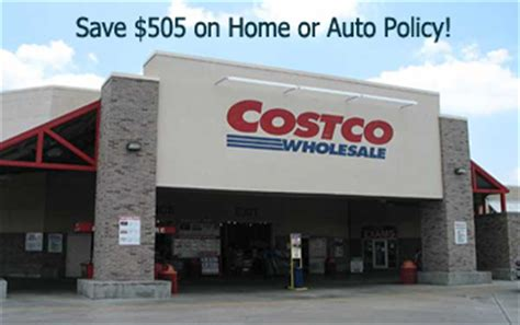 costco home and auto insurance