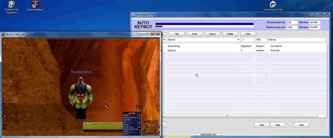 tutorial auto keyboard auto clicker auto key spammer tutorial for mmo s youtube