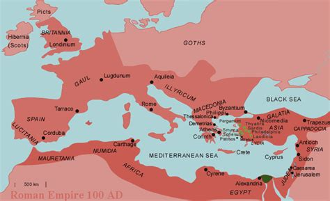 political map of rome mapping ancient greece and rome