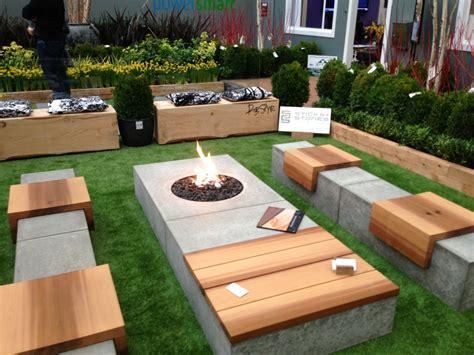 outdoor bench design ideas brilliant concept of diy patio bench made of concrete also