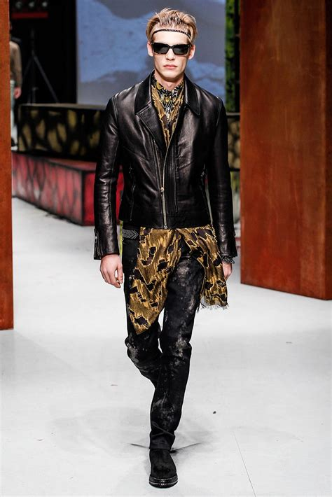 Mens Fashion Week Roberto Cavalli For And In Ss0708 roberto cavalli fall winter 2014 milan fashion week