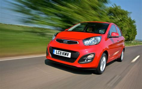 Smallest Kia Car All New Kia Picanto The Small Car Grown Up