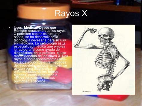 uso de los rayos x rayos x y ultravioletas