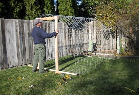 how to build a backyard greenhouse greenhouse pvc pipe