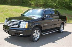 2003 Cadillac Truck Purchase Used 2003 Cadillac Escalade Ext Awd Truck