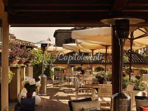ristorante terrazza roma terrazza dei cesari roma roof garden per feste roma