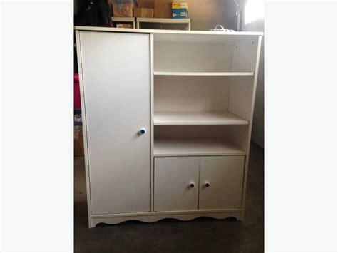 white baby dresser armoire saanich
