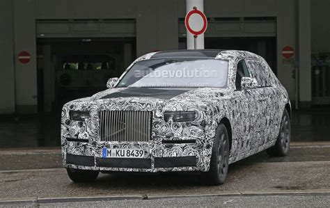 future rolls royce phantom scoop la future rolls royce phantom de sortie