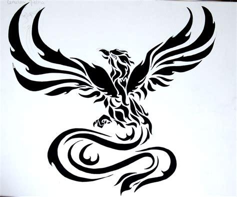 phoenix tattoo by alyceinw0nderland on deviantart