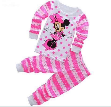 Pajamas Mickey aliexpress buy 2016 minnie mickey princess