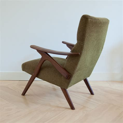 retro fauteuils tweedehands lounge fauteuil easy chair in scandinavische stijl