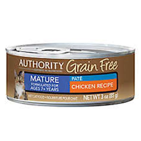 petsmart grain free food authority 174 grain free cat food chicken cat food petsmart