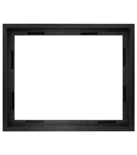 Home Decor Deal Sites 16x20 black canvas shell frame jo ann
