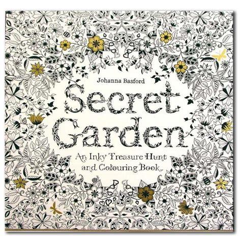 secret garden an inky buy secret garden an inky treasure hunt the worm that