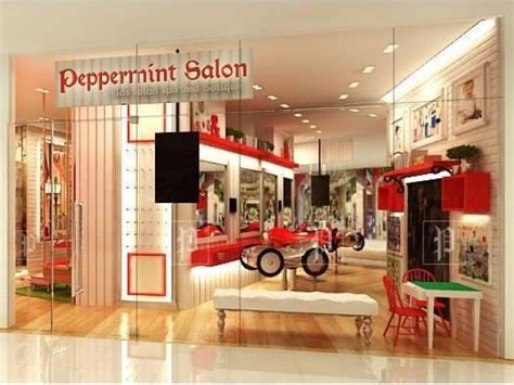 list of hair salon in sm north peppermint kids salon and spa boutique sm aura taguig