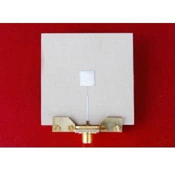 microstrip patch antenna antennas wifi communication