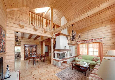 interior country home designs cozy wooden country house design with interior in colors