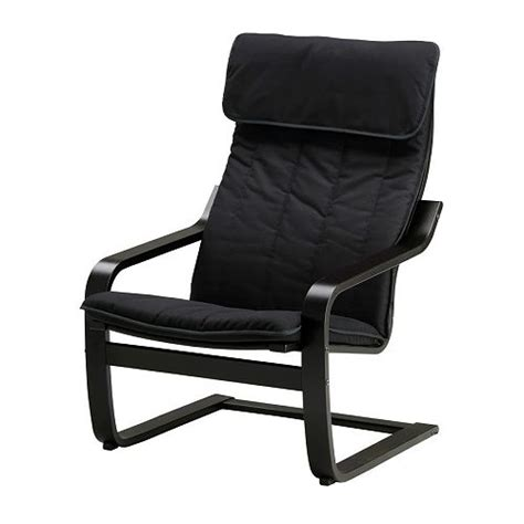 black armchair ikea po 196 ng armchair black brown ransta black ikea