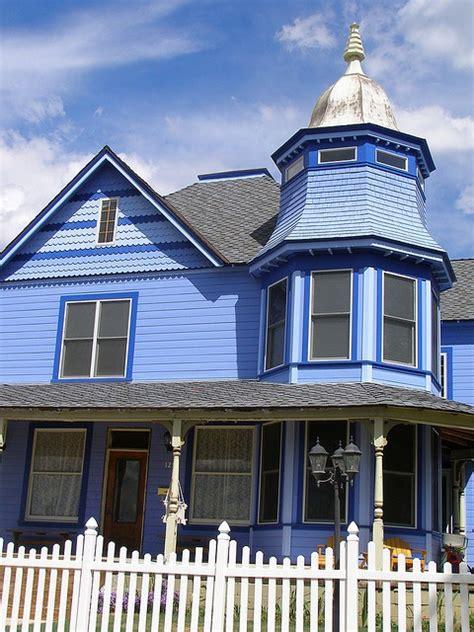 blue victorian house blue victorian house blue tiful pinterest
