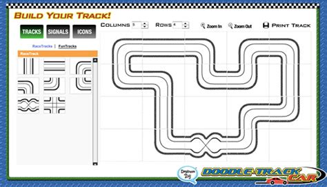 doodle track car doodle track cars goodbye and riddance to slot cars