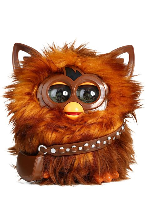 Star Wars Office star wars episode 7 furbacca furby toy