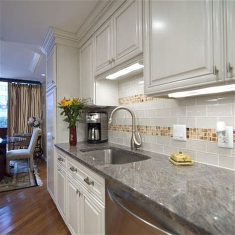 sea glass backsplash sea glass tile backsplash design kitchens