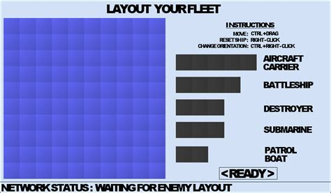 battleship layout game cst 3613 sp13 group1 project just another city tech