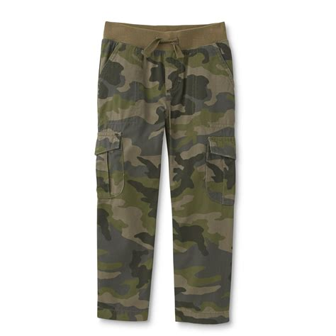 Camouflage Your Shopping by Basic Editions Boys Cargo Camouflage Shop Your