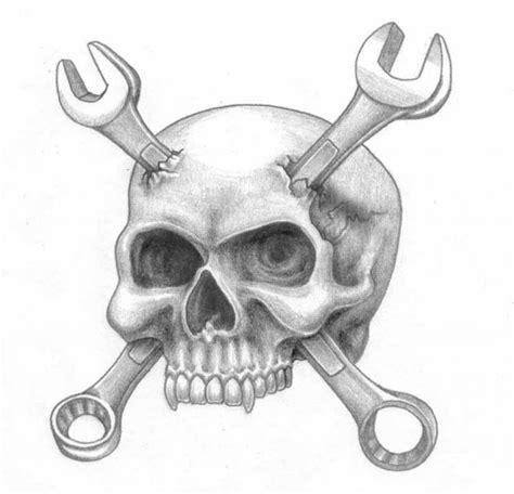 tattoo gun mechanics wrenches skull wrenches flash tattoo gallery ink