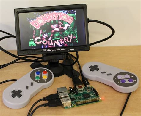 console retrogaming build a retro gaming console with raspberry pi