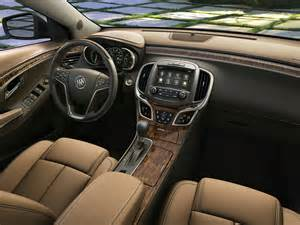 2014 Buick Lacrosse Interior 2014 Buick Lacrosse Price Photos Reviews Features