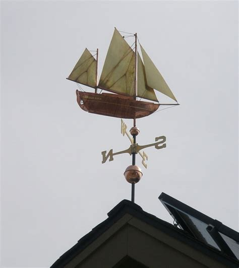 Roof Weathervane Customer Photos Weathervanes On Roof Tops West Coast