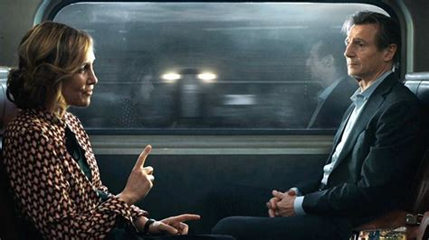 the commuter movie review liam neeson is the commuter movie nation