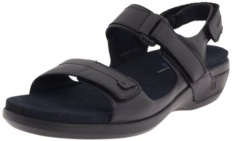 womens sandals with removable insoles aravon katy sandals removable insoles ebay