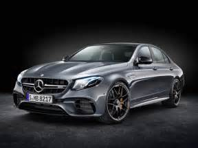 Mercedes Benze Amg Mercedes S New Bmw M5 Fighting Amg E63 Sedan Is Ready