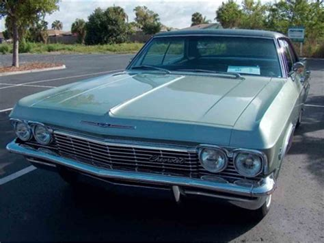1965 Chevrolet Impala for Sale   ClassicCars.com   CC 571326