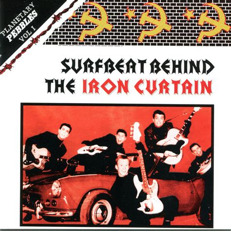 volumes behind the curtain various surfbeat behind the iron curtain planetary