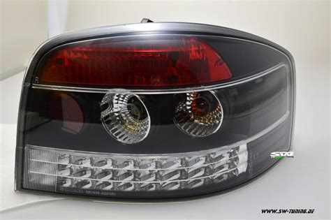 Led R Ckleuchten Audi A3 by Sw Led R 252 Ckleuchten Audi A3 8p 03 08 Black Tuning