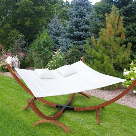 Hammock Swing Bed by Patio Swing Bed With Canopy Garden Patio Wooden Wood