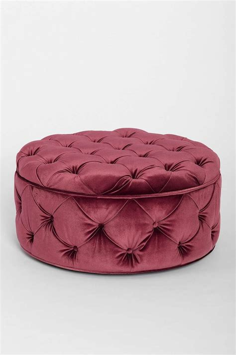 plum and bow ottoman 1000 ideas about large ottoman on pinterest large