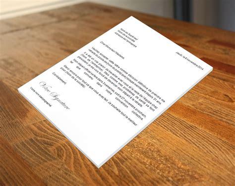 Modèle Lettre De Départ En Retraite Anticipée à Employeur