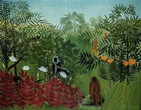 Picture Post Nation 21 by 앙리 루소 원시적 밀림 의 세계로 네이버 블로그