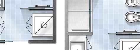 bagni di casa bagno con pianta progetto e costi dei lavori prima