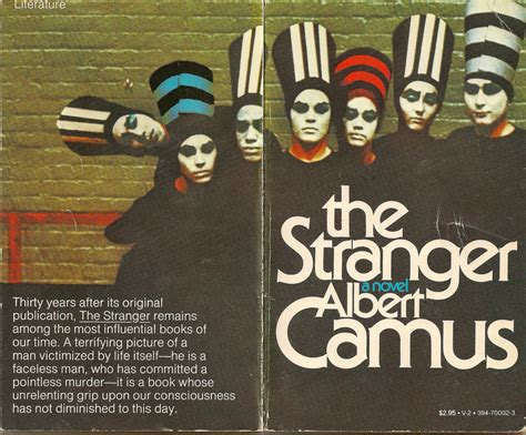 strangers a novel books albert camus the vintage books translated by
