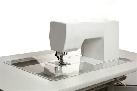 sewing machine table insert sew steady acrylic insert for sewing machines set in