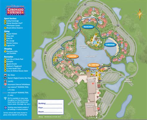 caribbean resort building map best disney world moderate resort hotel easywdw