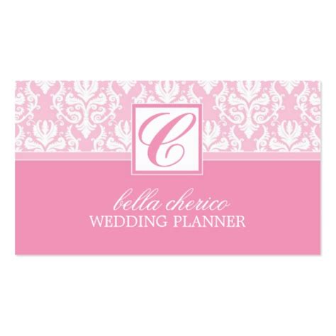 Wedding Planner Business by Wedding Planner Business Cards Zazzle