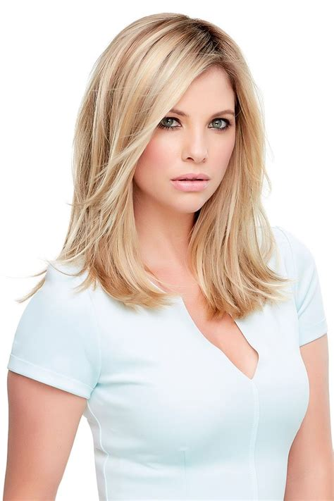crown 6 inch volume hair styles top secret this clip in topper integrates easily with